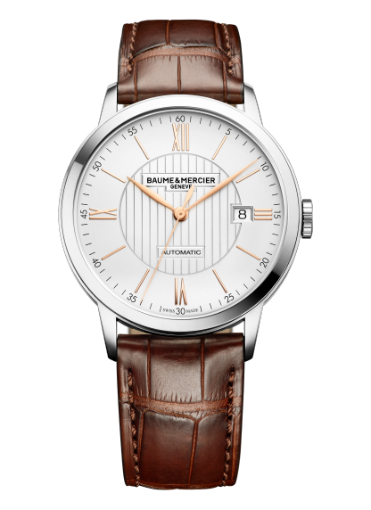 Classima 10263 Watch for men | Check Prices on Baume & Mercier Front -