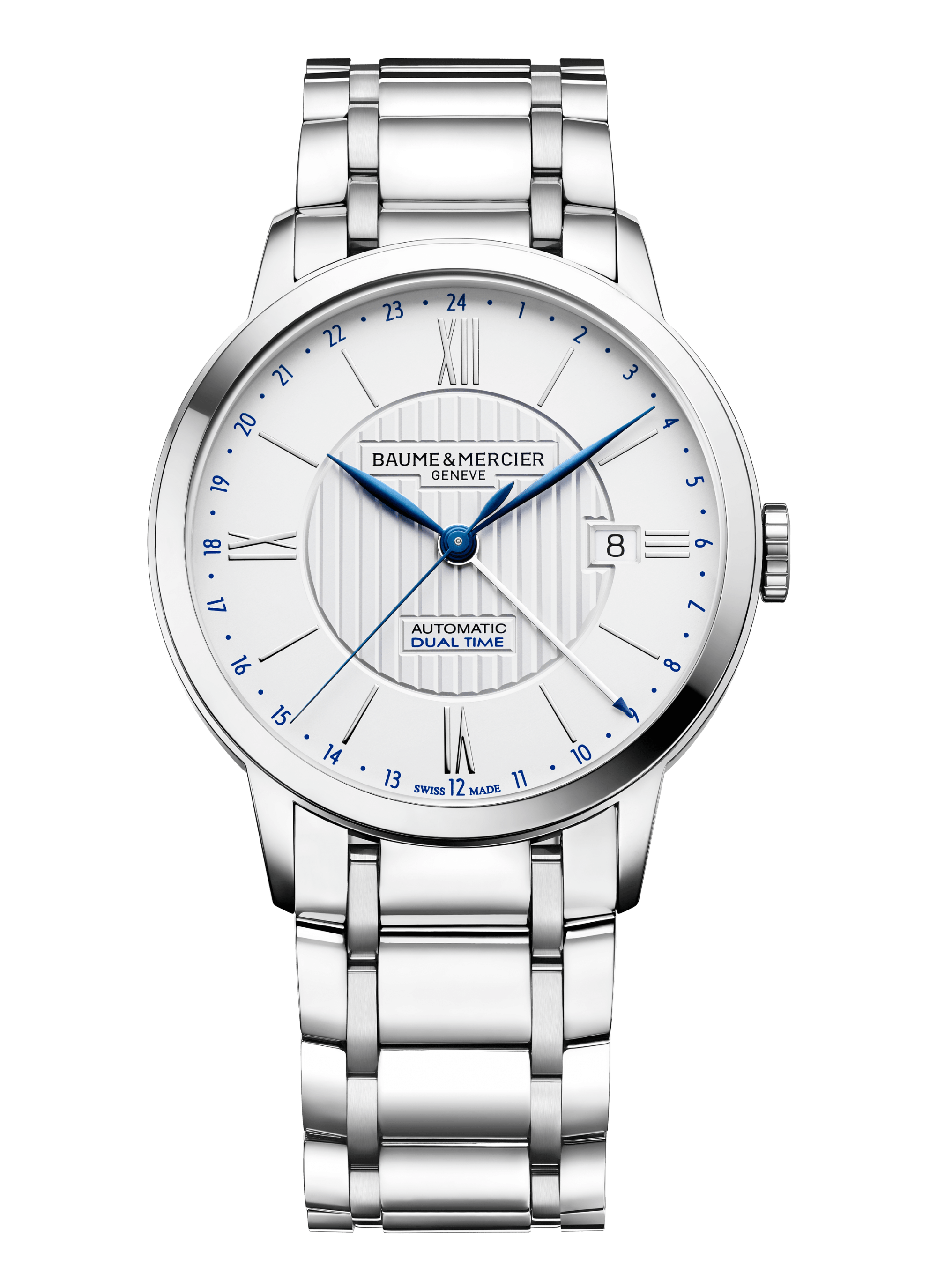 Classima 10273 Watch for men | Check Prices on Baume & Mercier Front -