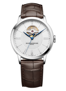Classima 10274 Watch for men | Check Prices on Baume & Mercier - Front