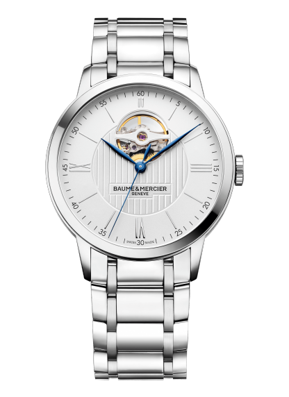 Classima 10275 Watch for men | Check Prices on Baume & Mercier - Front