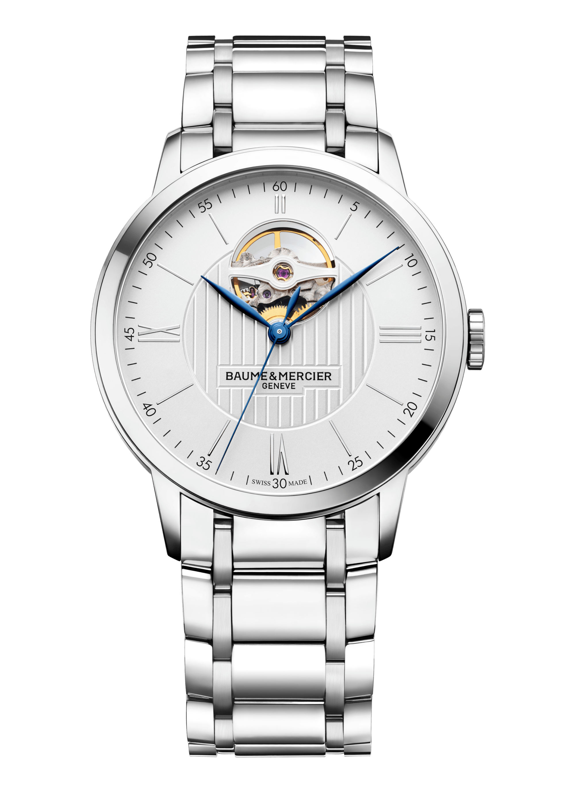 Classima 10275 Watch for men | Check Prices on Baume & Mercier Front -