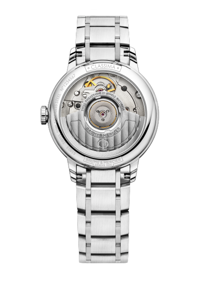 Classima 10267 Watch for ladies | Check Prices on Baume & Mercier - Back
