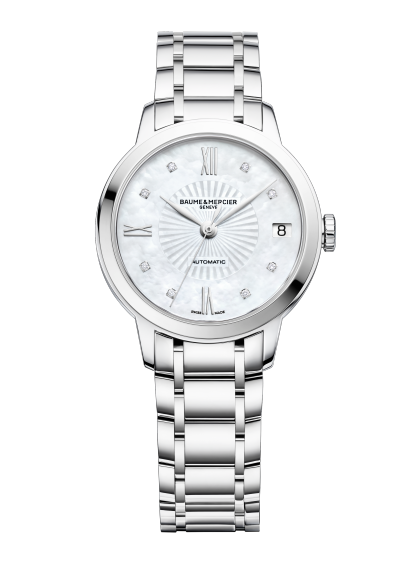 Classima 10268 Watch for ladies | Check Prices on Baume & Mercier - Front
