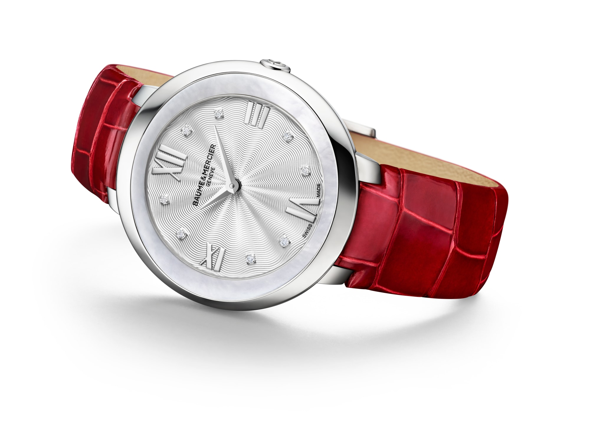 Promesse 10262 Watch for ladies | Check Prices on Baume & Mercier 3|4 -