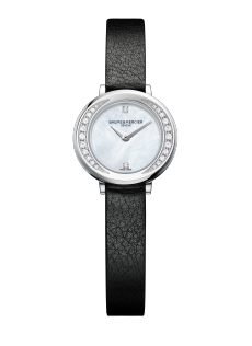 Petite Promesse 10288 Watch for ladies | Check Prices on Baume & Mercier - Front