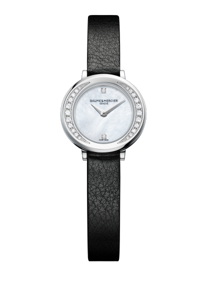Petite Promesse 10288 Watch for ladies | Check Prices on Baume & Mercier alternative -