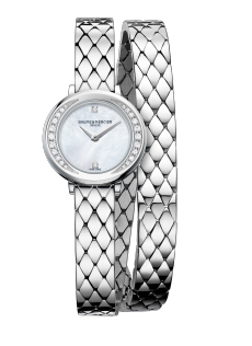 Petite Promesse 10289 Watch for ladies | Check Prices on Baume & Mercier - Front