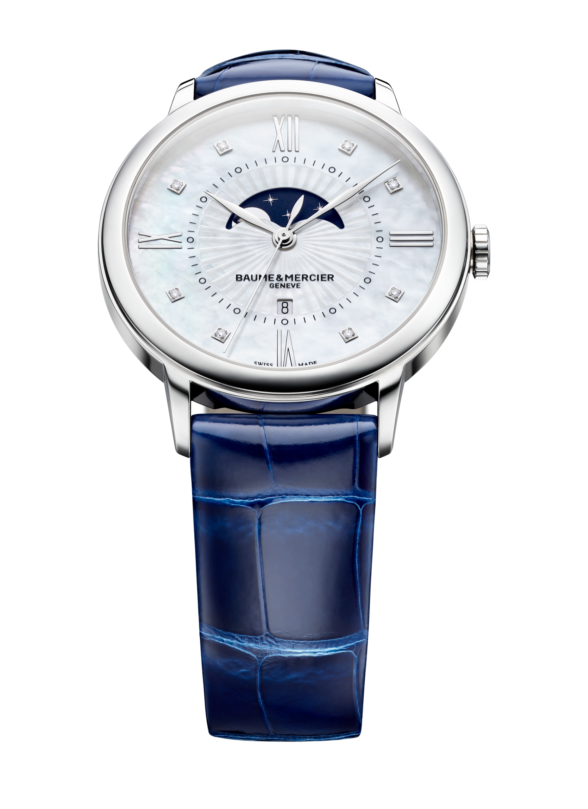 Classima 10226 Watch for ladies | Check Prices on Baume & Mercier Close-Up -