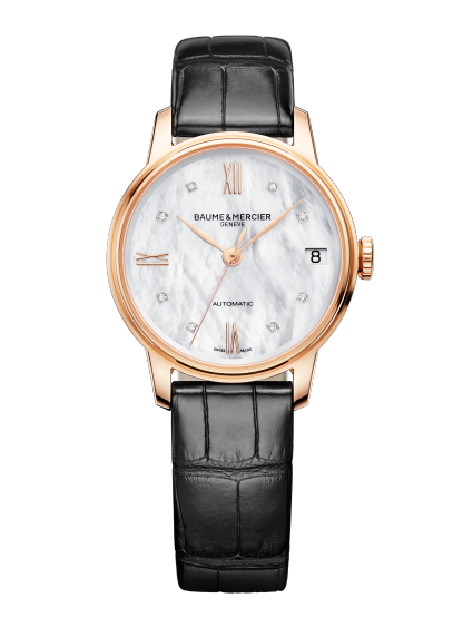 Special Classima 10286 Watch for ladies | Check Prices on Baume & Mercier - Front