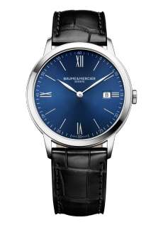 Classima 10324 Watch for men | Check Prices on Baume & Mercier - Front