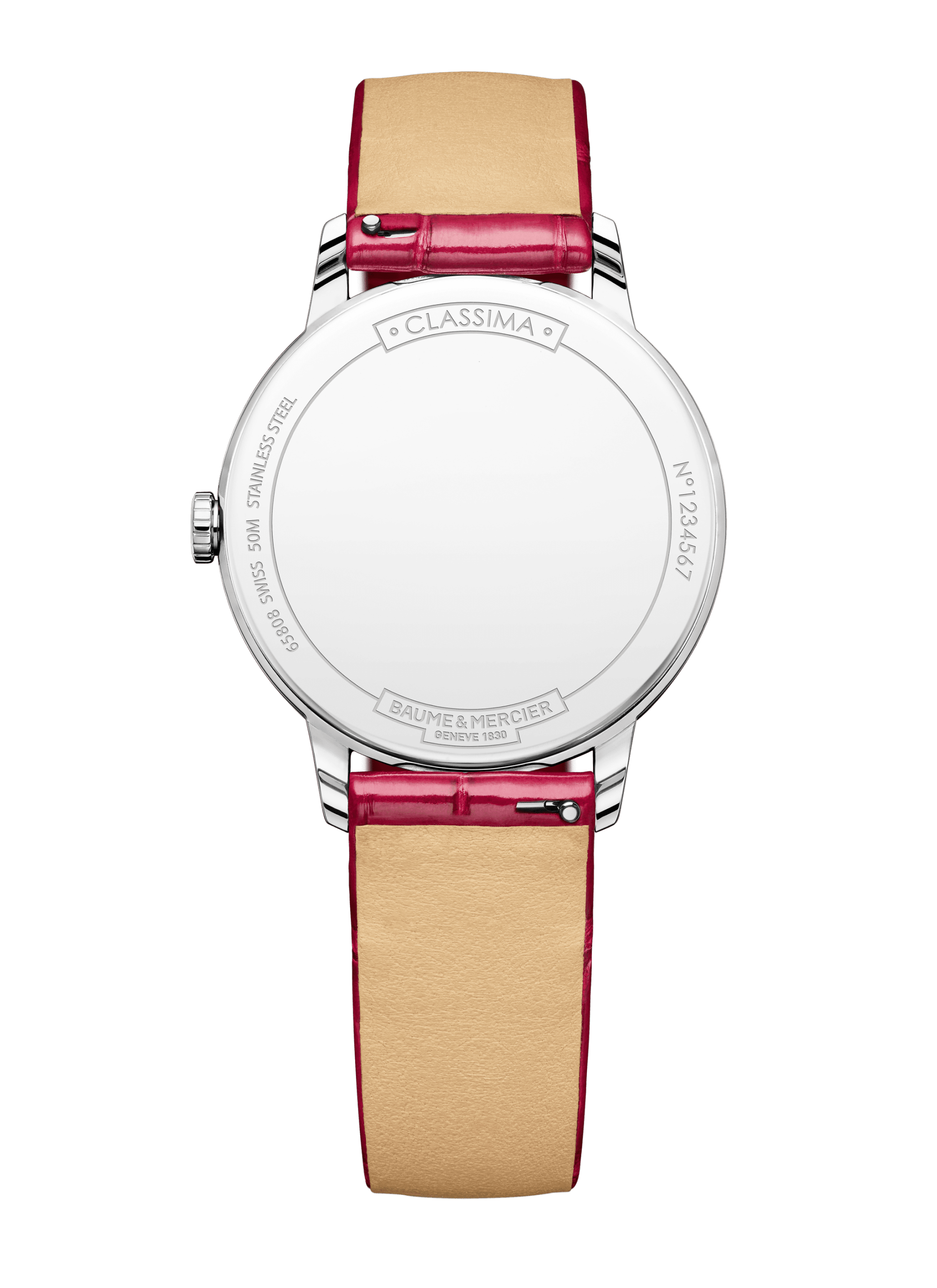 Classima 10325 Watch for ladies | Check Prices on Baume & Mercier Back -