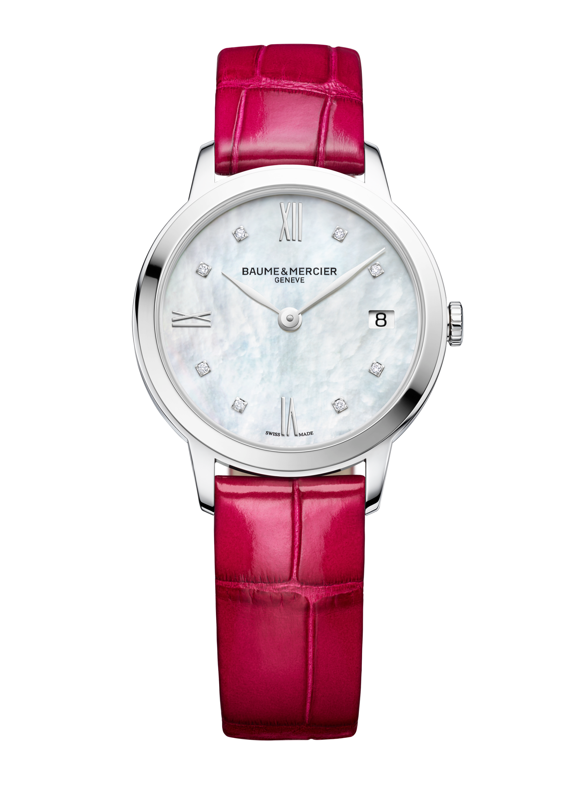 Classima 10325 Watch for ladies | Check Prices on Baume & Mercier Front -