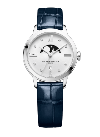 Classima 10329 Watch for ladies | Check Prices on Baume & Mercier Front -