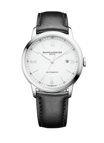 Classima 10332 Watch for men | Check Prices on Baume & Mercier - Front