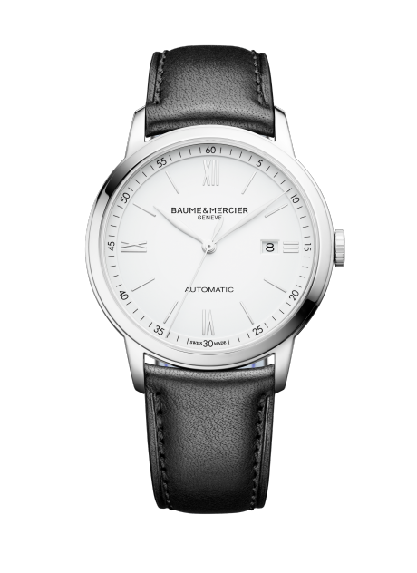 Classima 10332 Watch for men | Check Prices on Baume & Mercier Front -