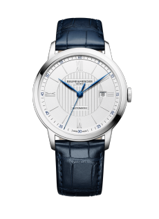 Classima 10333 Watch for men | Check Prices on Baume & Mercier - Front