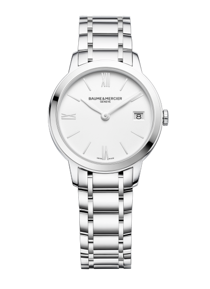 Classima 10335 Watch for ladies | Check Prices on Baume & Mercier - Front