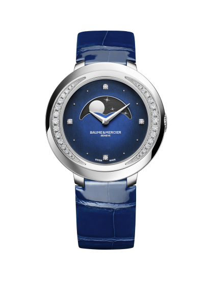 Promesse 10347 Watch for ladies | Check Prices on Baume & Mercier - Front