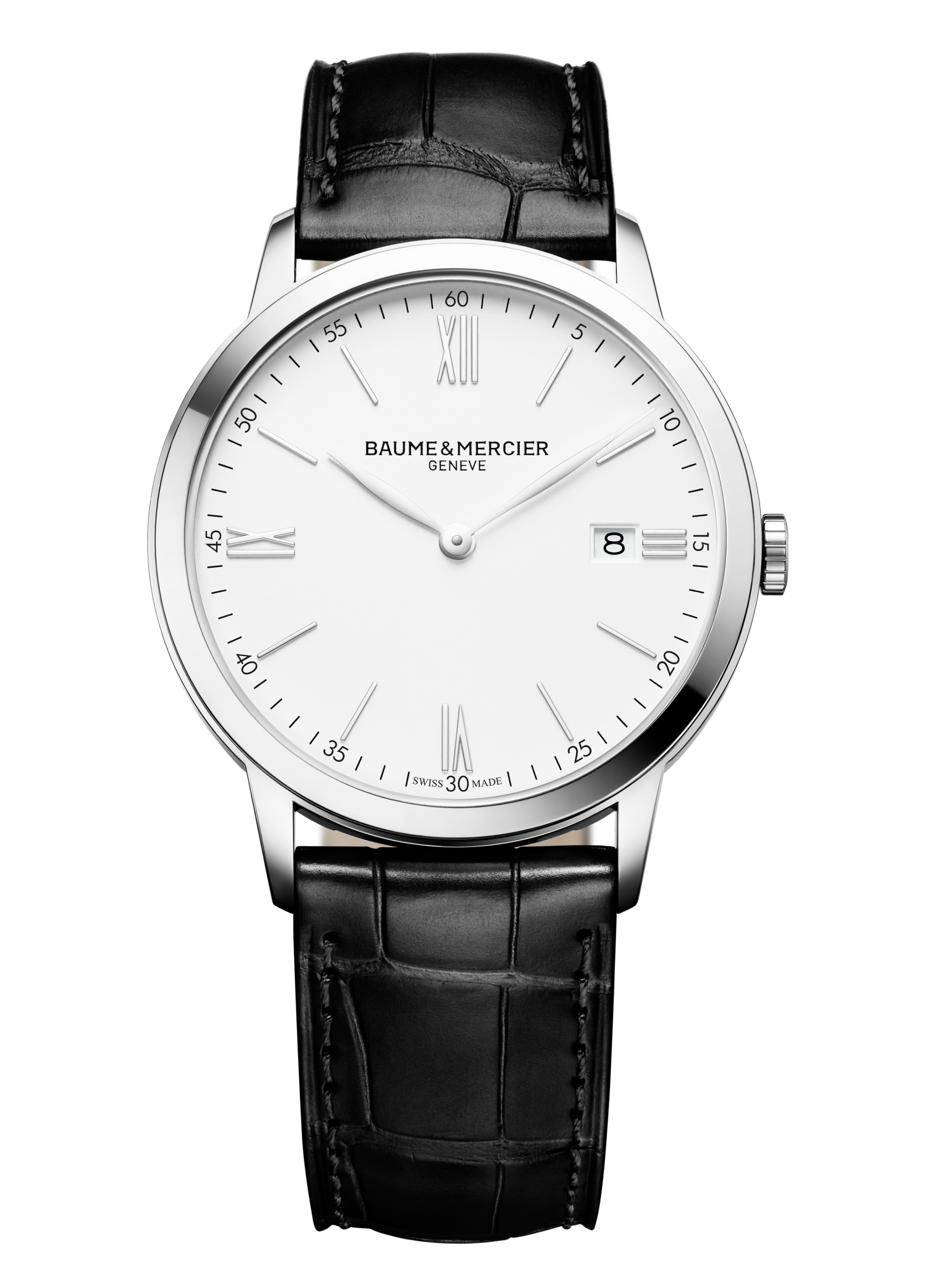 Classima 10323 Watch for men | Check Prices on Baume & Mercier Front -