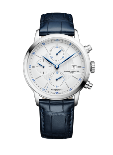 Classima 10330 Watch for men | Check Prices on Baume & Mercier - Front