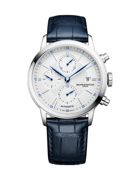 Classima 10330 Watch for men | Check Prices on Baume & Mercier Front -