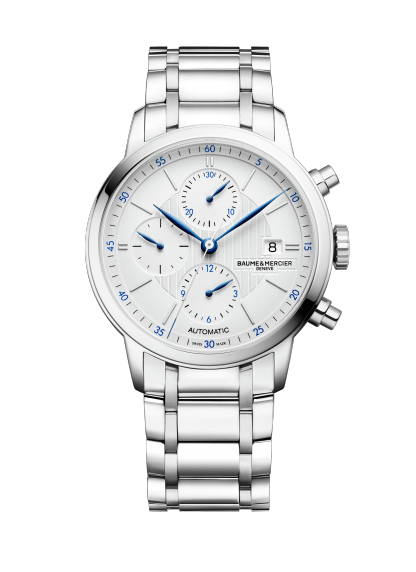 Classima 10331 Watch for men | Check Prices on Baume & Mercier Front -