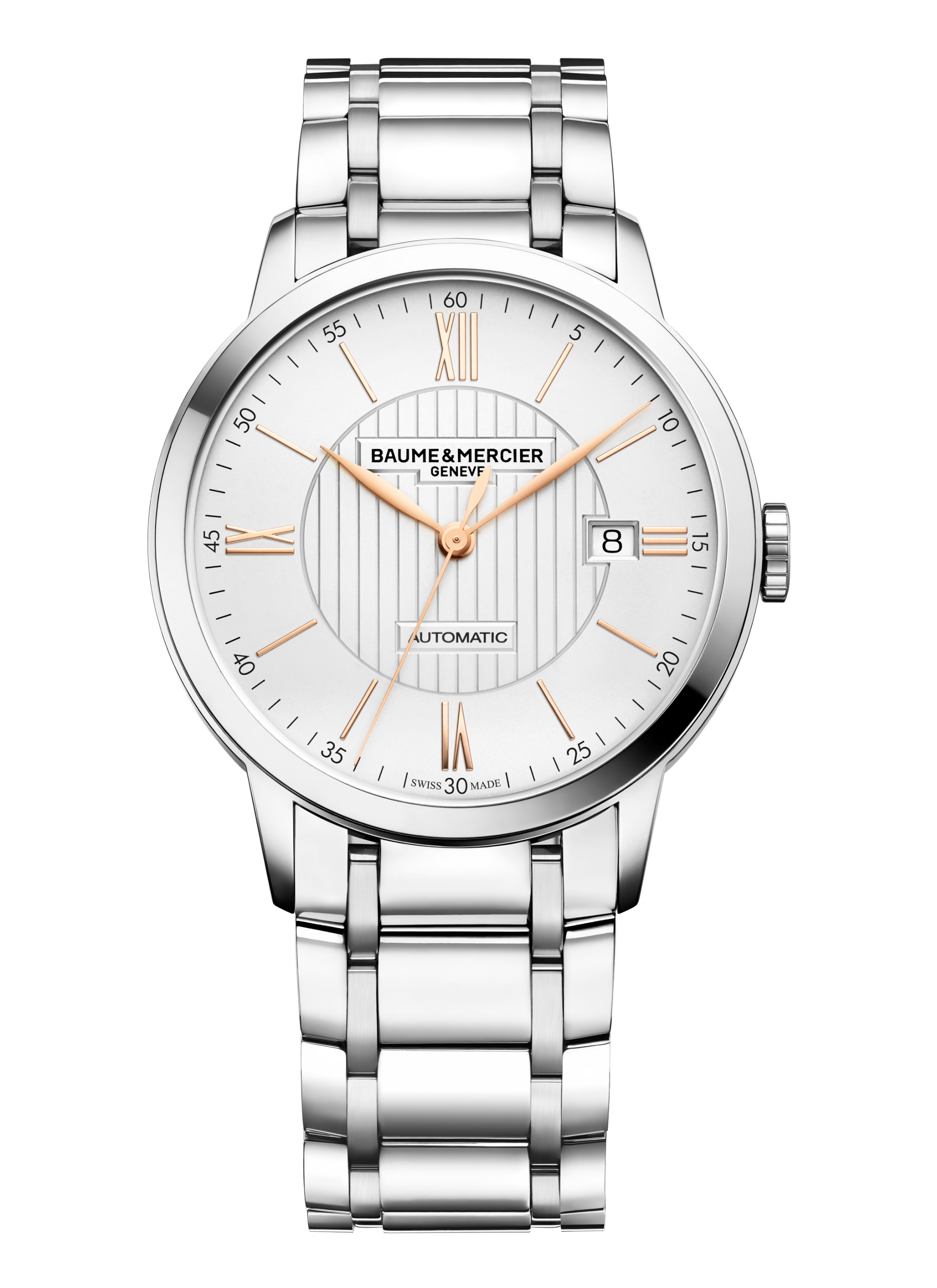 Classima 10374 Watch for men | Check Prices on Baume & Mercier Front -