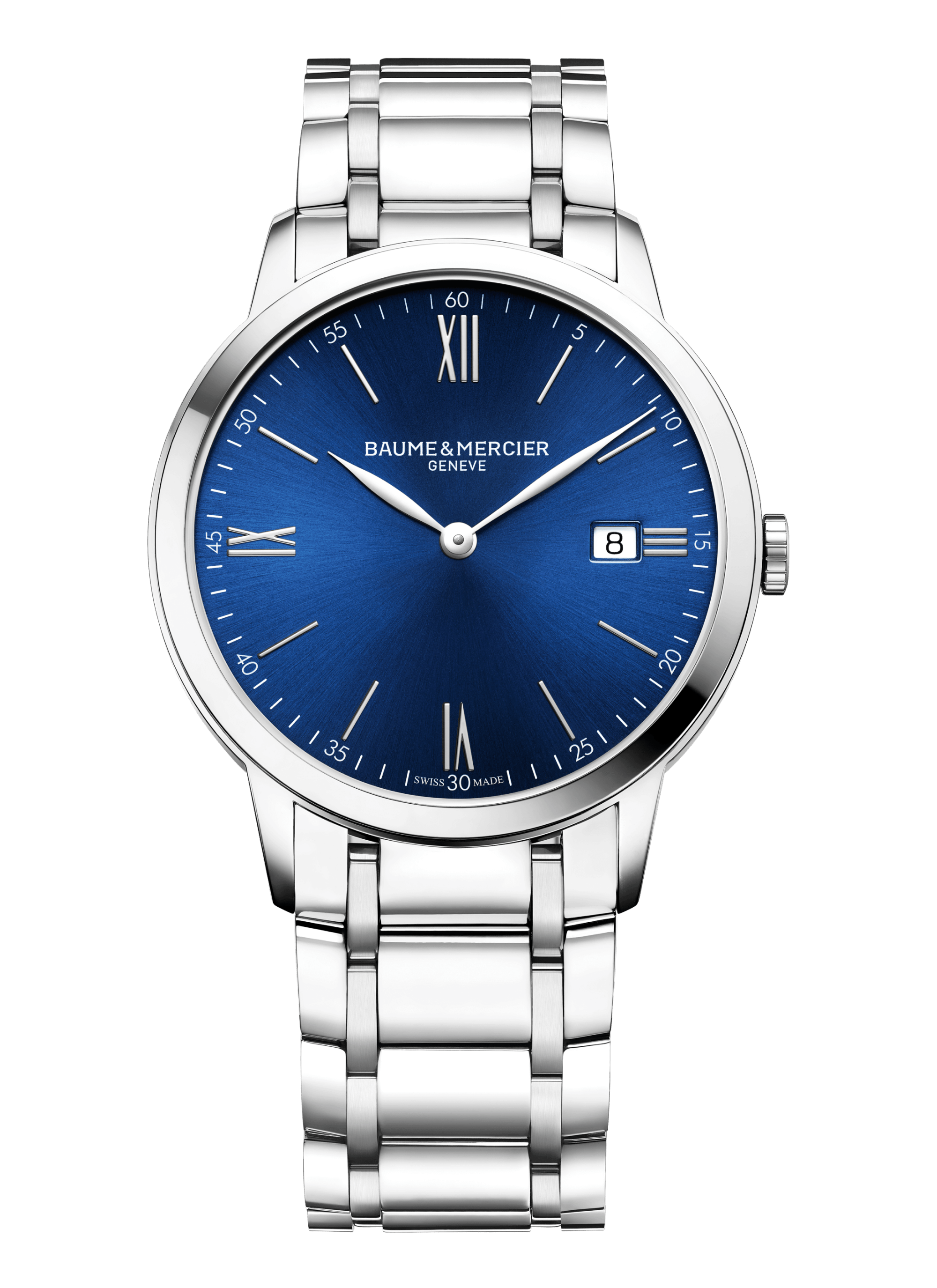 Classima 10382 Watch for men | Check Prices on Baume & Mercier Front -