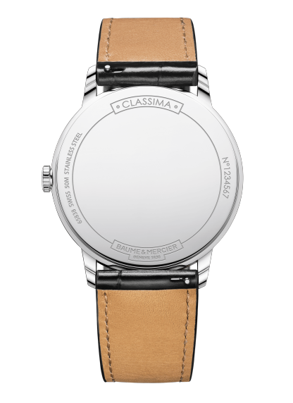 Classima 10414 Watch for men | Check Prices on Baume & Mercier Back -