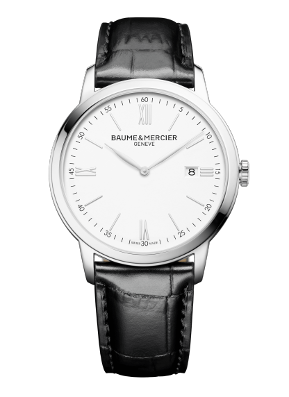 Classima 10414 Watch for men | Check Prices on Baume & Mercier Front -