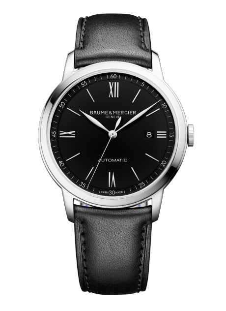 Classima 10453 Watch for men | Check Prices on Baume & Mercier Front -