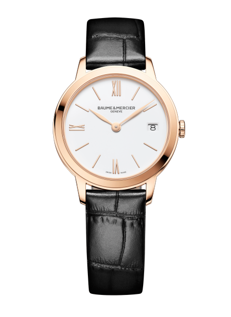 Classima 10440 Watch for ladies | Check Prices on Baume & Mercier Front -