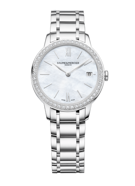 Classima 10478 Watch for ladies | Check Prices on Baume & Mercier Front -