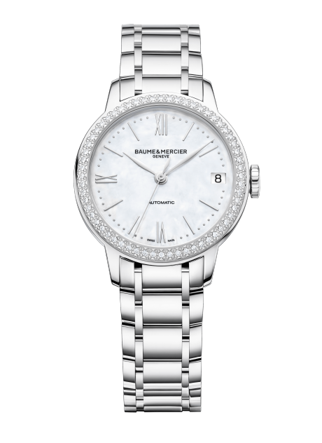 Classima 10479 Watch for ladies | Check Prices on Baume & Mercier Front -