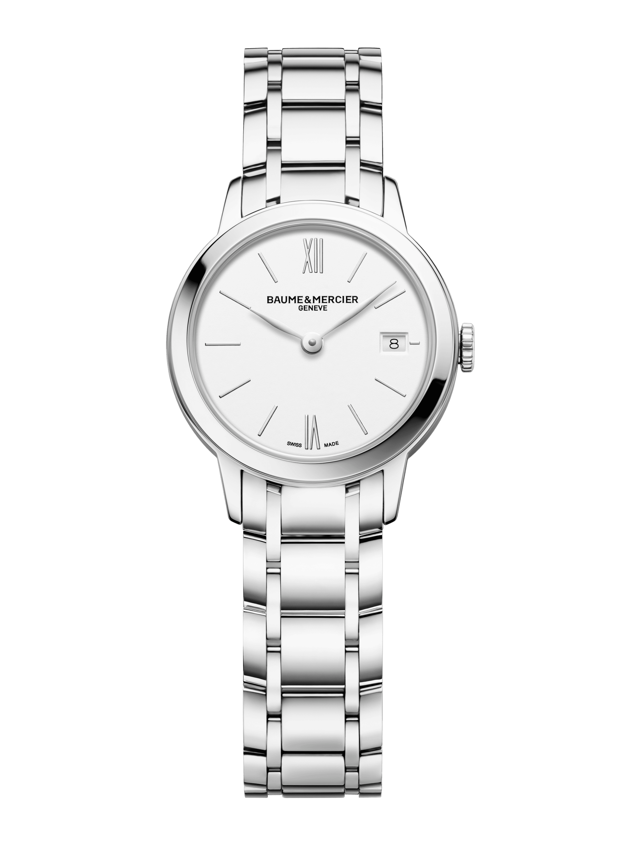 Classima 10489 Watch for ladies | Check Prices on Baume & Mercier Front -