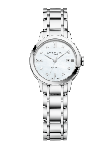 Classima 10493 Watch for ladies | Check Prices on Baume & Mercier Front -