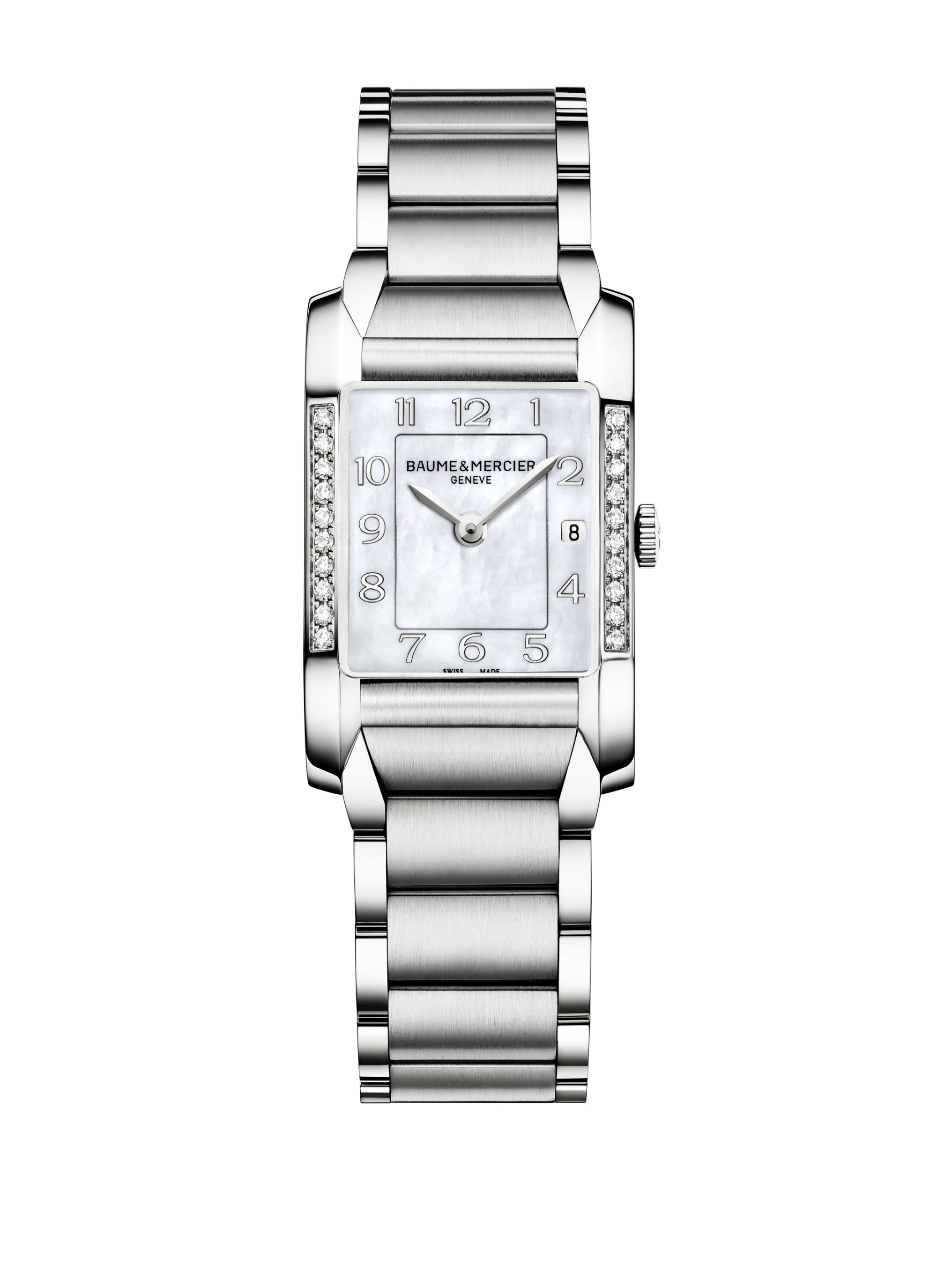 Hampton 10051 Watch for ladies | Check Prices on Baume & Mercier Front -