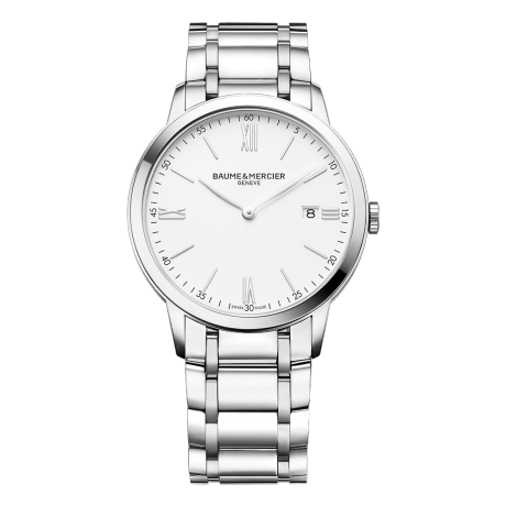 Classima 10354 Watch for men | Check Prices on Baume & Mercier Front -