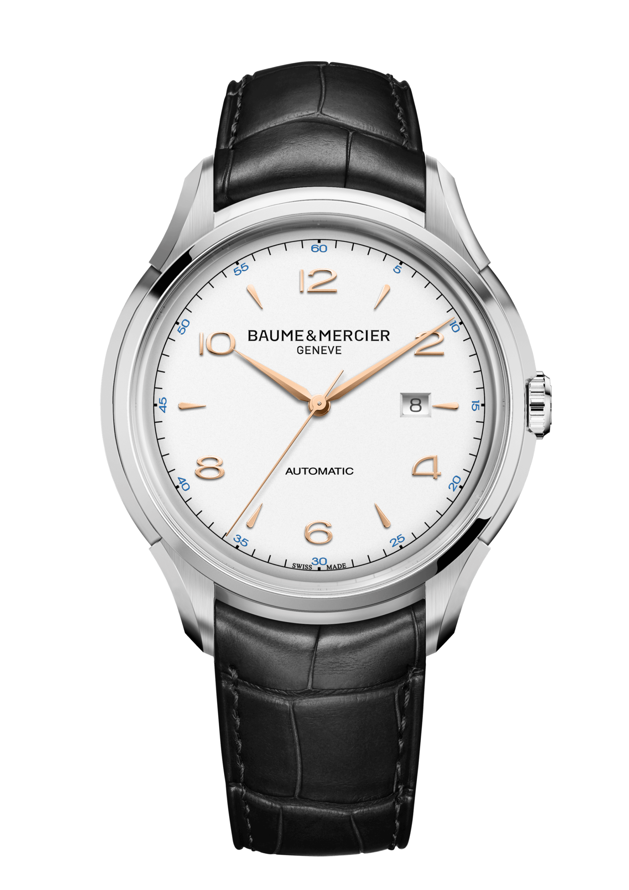 Clifton 10365 Watch for men | Check Prices on Baume & Mercier Front -