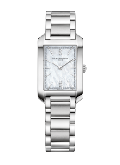 Hampton 10474 Watch for ladies | Check Prices on Baume & Mercier Front -