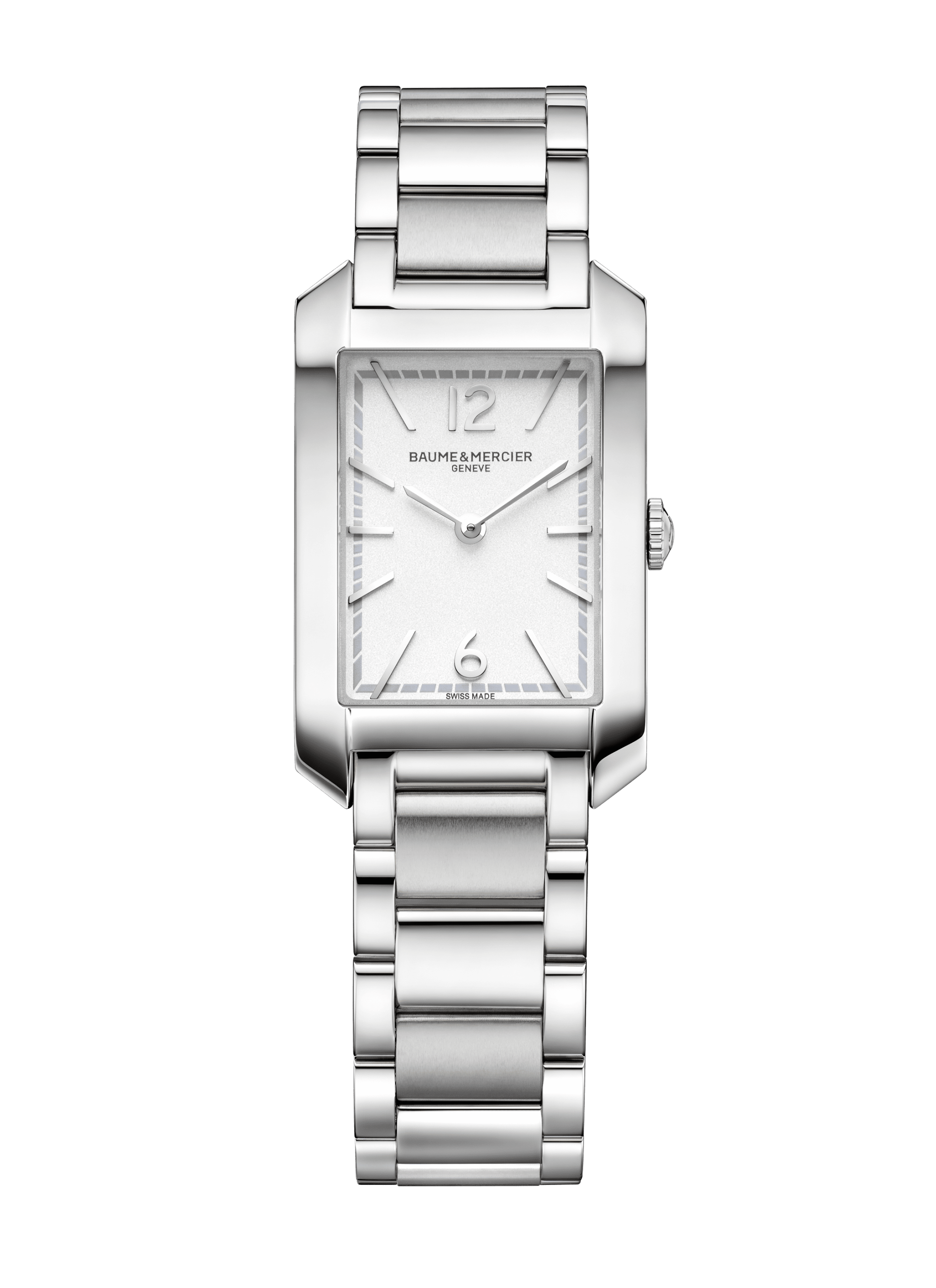Hampton 10473 Watch for ladies | Check Prices on Baume & Mercier Front -