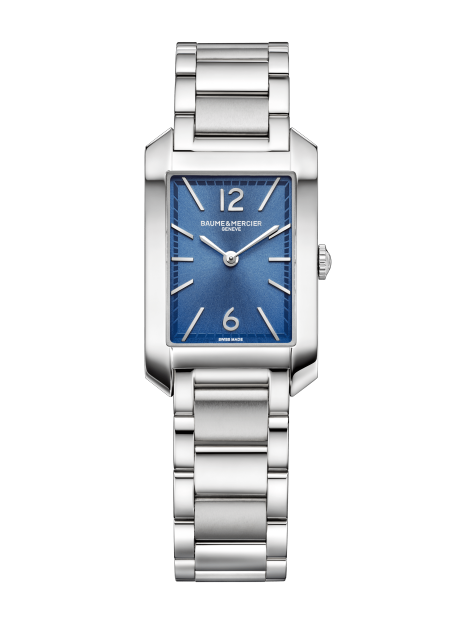 Hampton 10476 Watch for ladies | Check Prices on Baume & Mercier Front -
