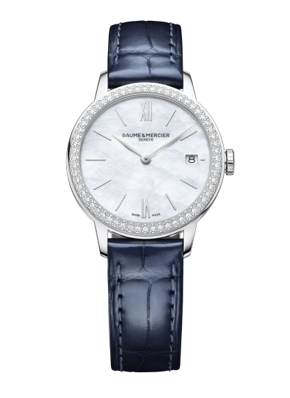 Classima 10544 Watch for ladies | Check Prices on Baume & Mercier Front -
