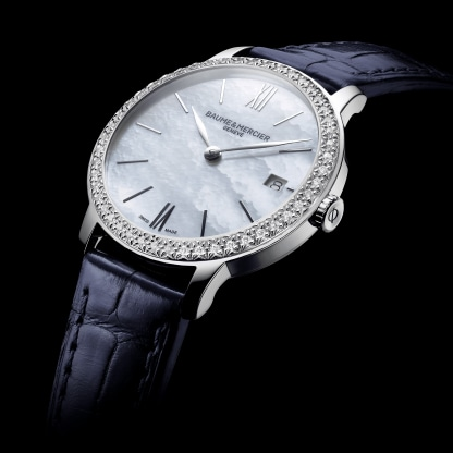 Classima 10544 Watch for ladies | Check Prices on Baume & Mercier Detail -