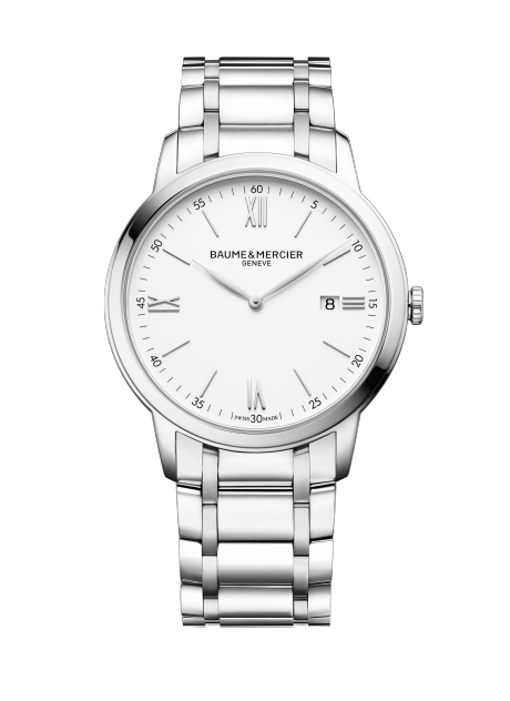 Classima 10526 Watch for men | Check Prices on Baume & Mercier Front -