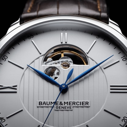 Classima 10524 Watch for men | Check Prices on Baume & Mercier Close-Up -