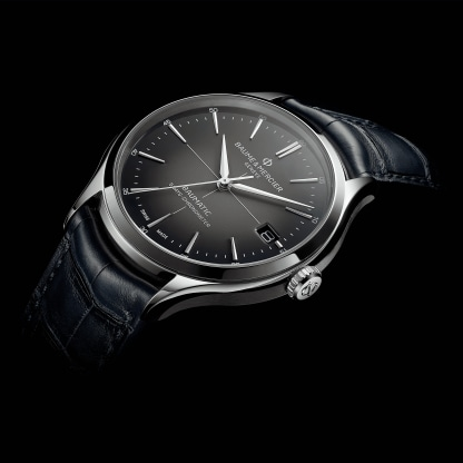 Clifton Baumatic 10550 Watch for men | Check Prices on Baume & Mercier Detail -