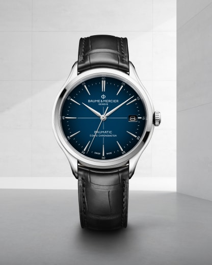 Clifton 10467 Watch for men | Check Prices on Baume & Mercier alternative -