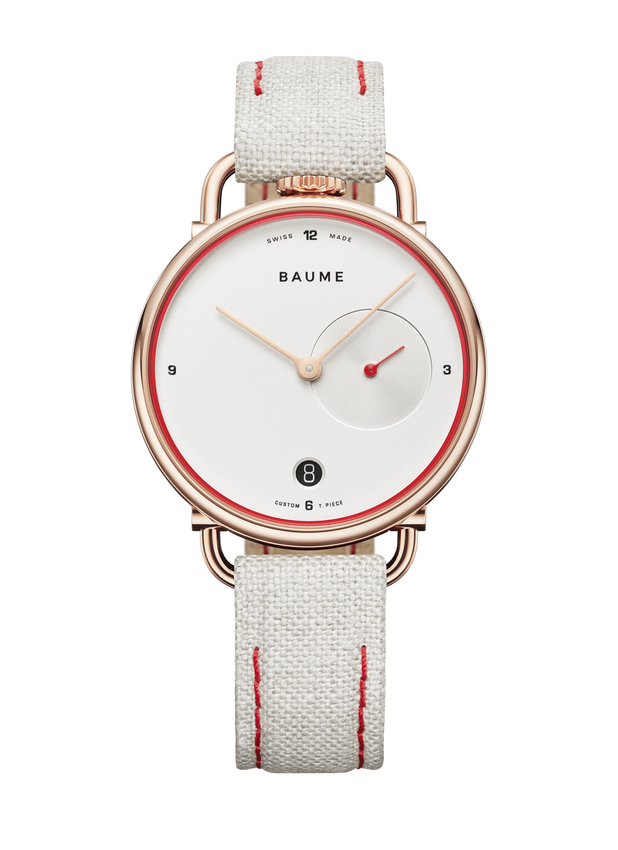Baume 10602 Watch for ladies | Check Prices on Baume & Mercier Front -