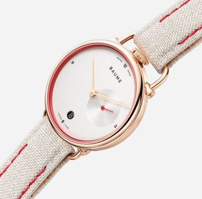 Baume 10602 Watch for ladies | Check Prices on Baume & Mercier Other View -